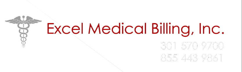 Logo, Excel Medical Billing, Inc. - Medical Billing Specialist